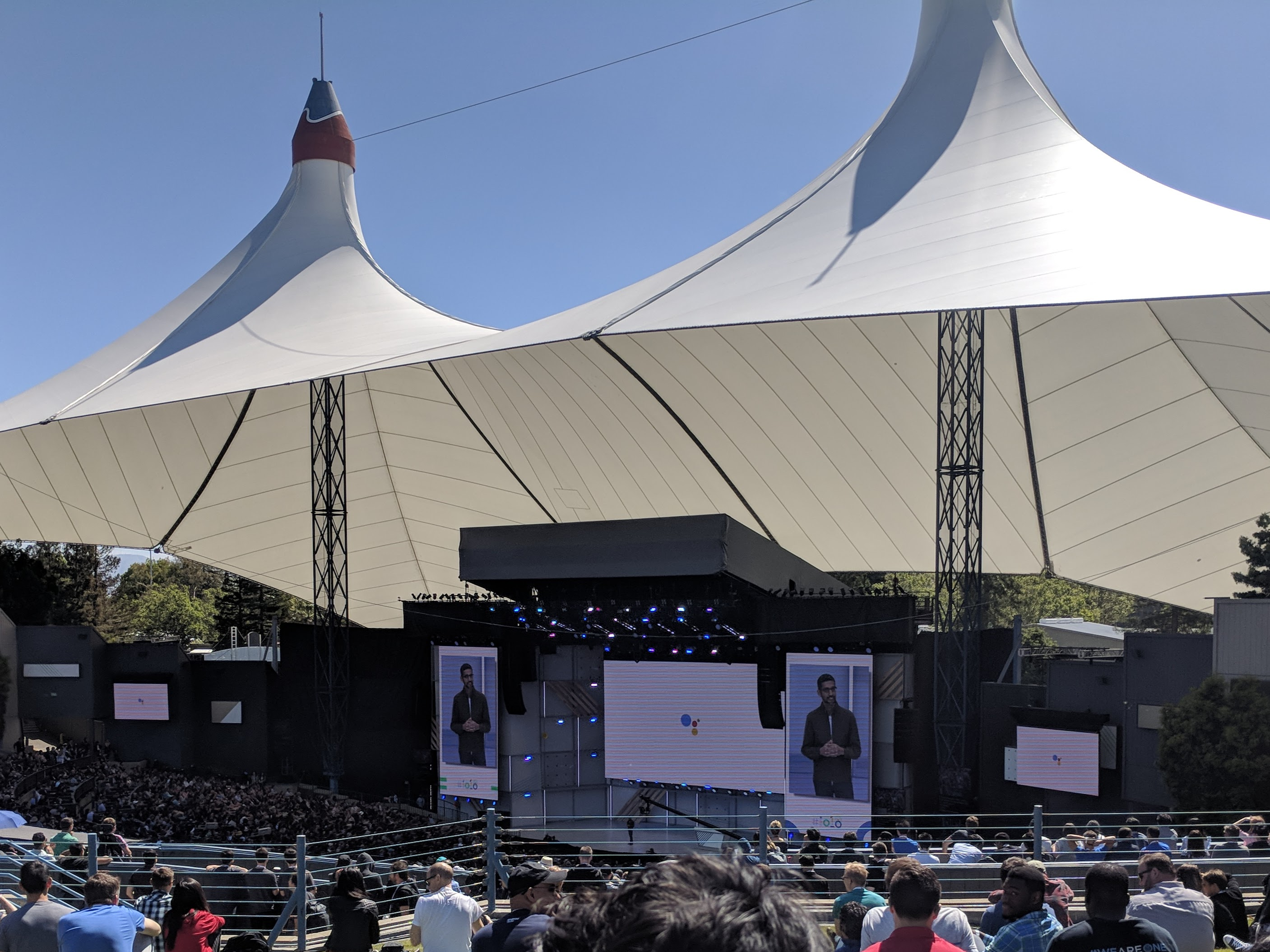 Google I/O Keynote mit Neuigkeiten im Bereich AR: Sceneform, Cloud Anchors und Augmented Images